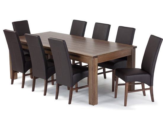 Dining Room Table and Chairs -