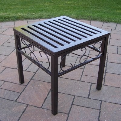 Oakland Living Rochester End Table modern-patio-furniture-and-outdoor-furniture