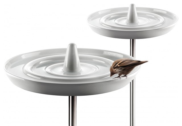 contemporary bird baths by Emmo Home