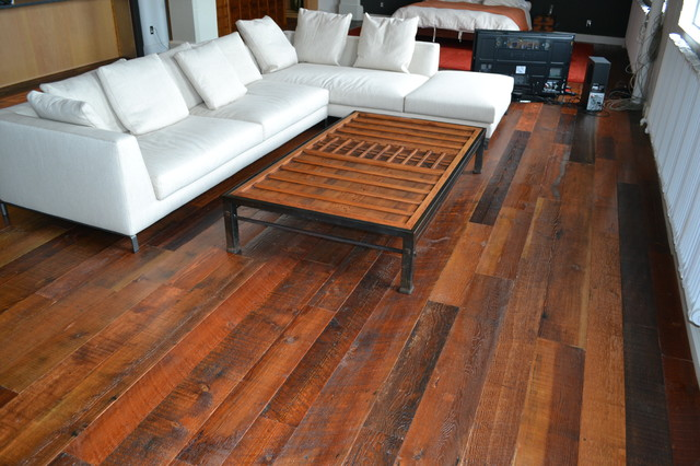 Reclaimed rustic doug fir flooring hardwood flooring for Reclaimed douglas fir flooring