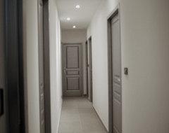 Couloir trop long - Conseil peinture couloir ...