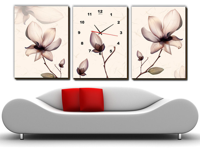 Wall Decor Clocks Modern : Wall clocks contemporary other metro