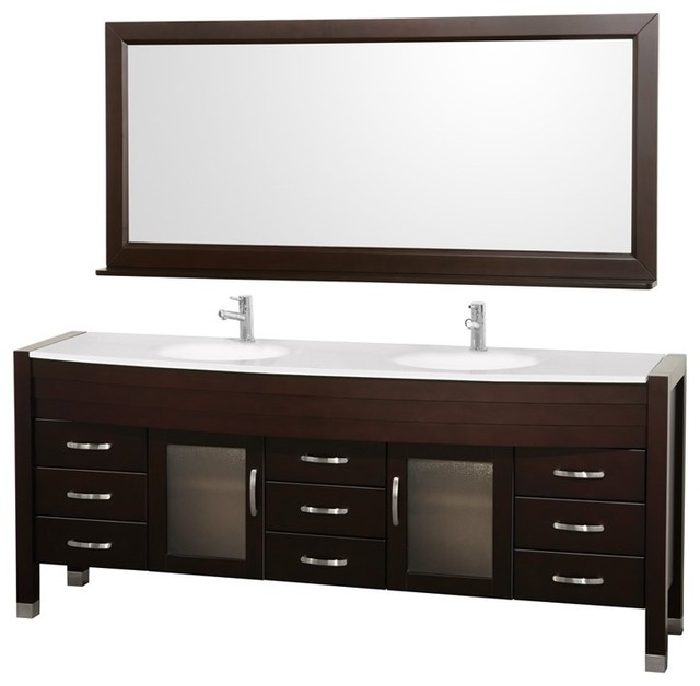 Daytona Modern Bathroom Vanities  Contemporary  Bathroom Mirrors