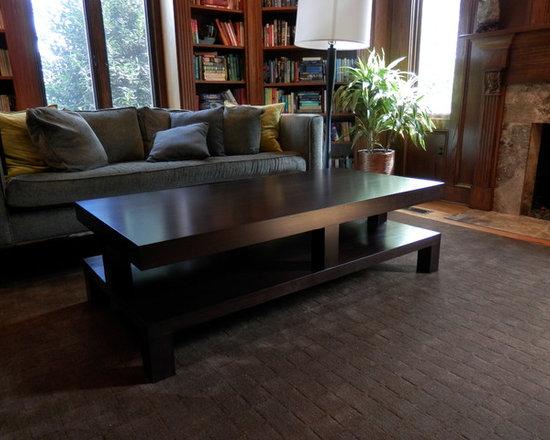 Custom Furniture - Design by Brotman Interiors