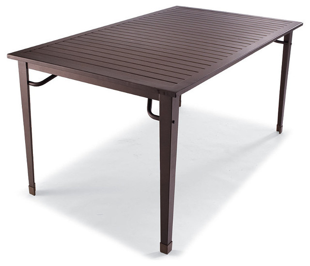 Folding Outdoor Buffet Table Traditional Tables