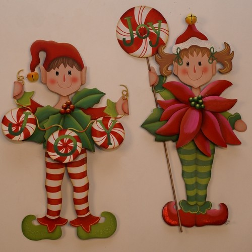 christmas elves holiday decorations books by