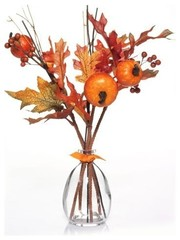 Amazon.com: Yankee Candle Spiced Pumpkin Scented Flower Reed Diffuser: Home & Ki
