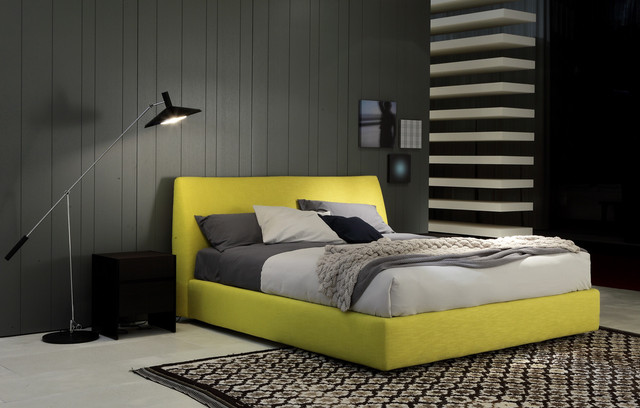 Rachel Bed contemporary-bedroom