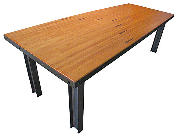 Dovetail Dining Table modern-dining-tables