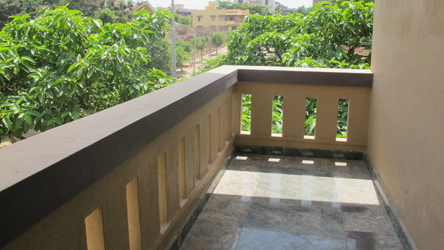 Residence, Bangalore eclectic-deck
