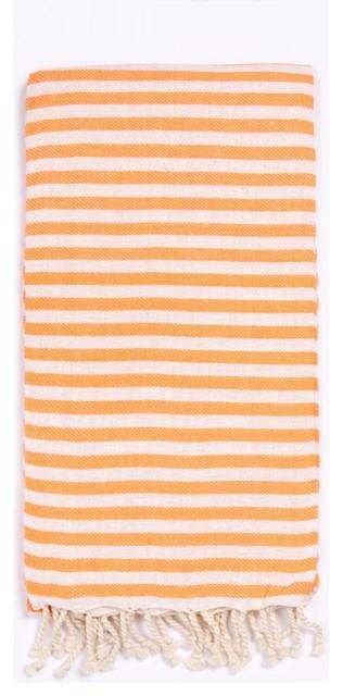 Beach Candy, Orange Crush beach-style-beach-towels