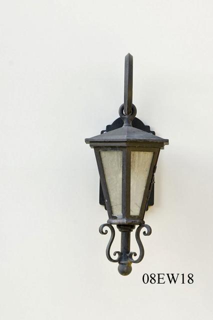 Saturnia 8 1 light mini pendant in bronze - Exterior Light Photos Traditional Outdoor Lighting