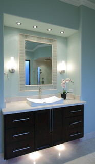 Bathroom Vanities Houston on Spa Bath   Contemporary   Bathroom   Houston   By Sweetlake Interior