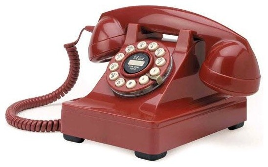 302 Desk Phone traditional-home-electronics