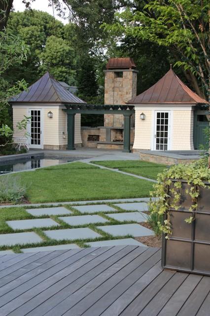 Pendennis Mount Residence modern-landscape