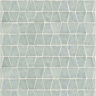 Profile Glass Tile -  Ann Sacks Tile & Stone eclectic bathroom tile