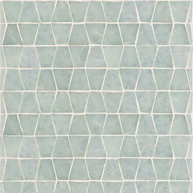 Profile glass tile ann sacks tile stone eclectic bathroom tile