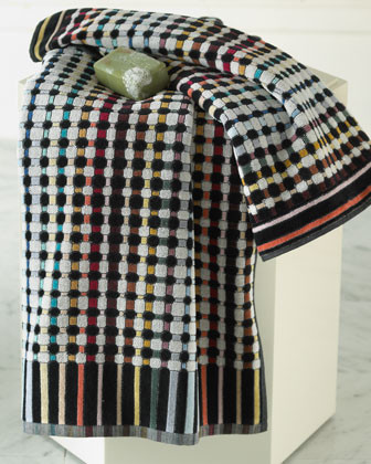Missoni Malcolm Bath Sheet traditional-towels