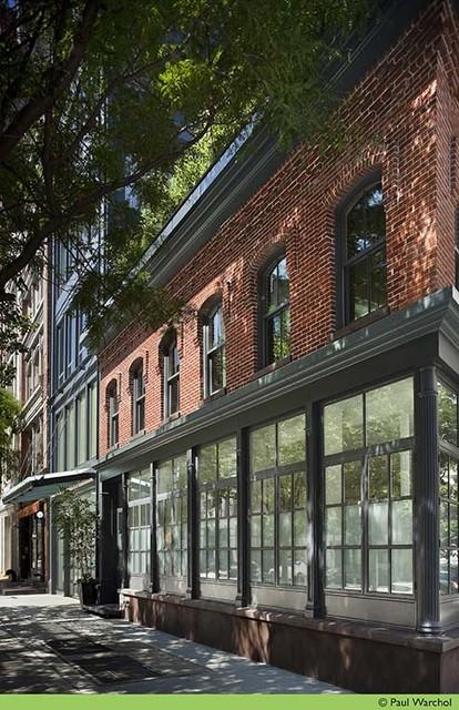Tribeca Townhouse contemporary