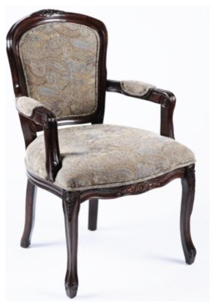 Paisley Arm Chair traditional chairs