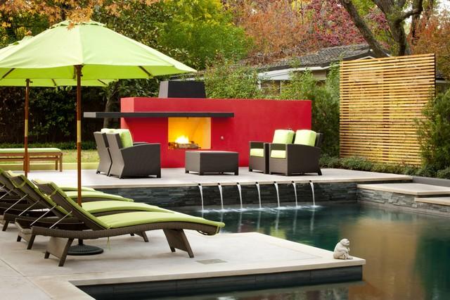 Contemporary Pool contemporary