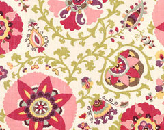 Braemore Silsila Cherry Blossom contemporary fabric