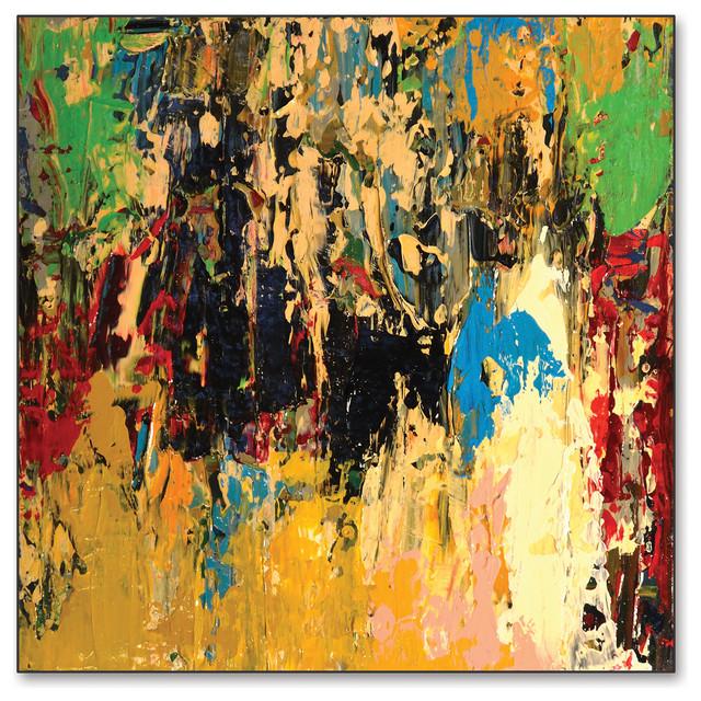 Vivo #9 12x12x3   (500.00) contemporary-artwork