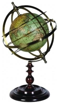 Terrestrial Armillary Sphere artwork