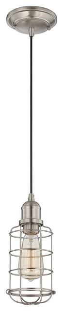 Vintage Mini Pendant modern-pendant-lighting
