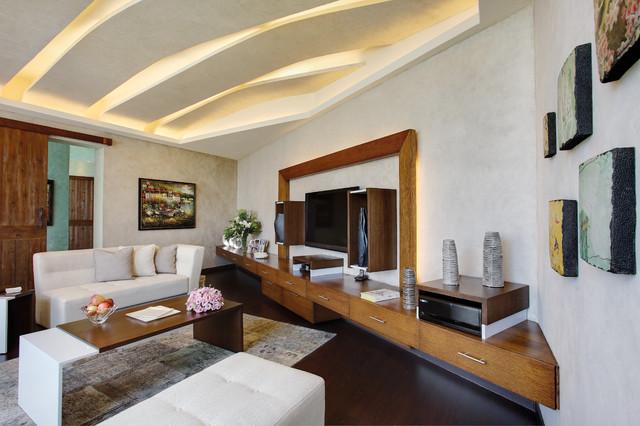 Wael Farran modern-family-room