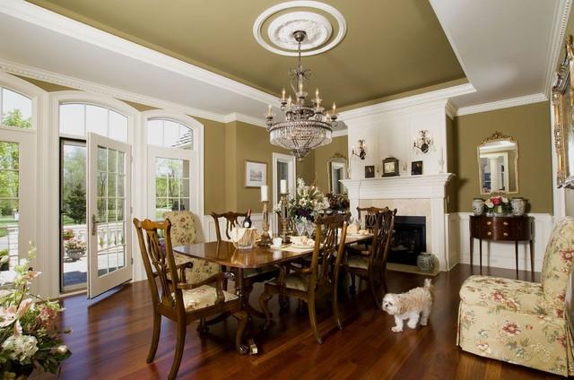 Interior B traditional-dining-room