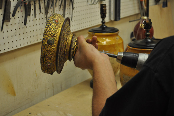 Lamp Making asian-table-lamps