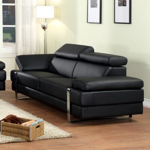Sectional Sofa Sale Birmingham Al: Presley Espresso Contemporary Upholstered Motion Sectional