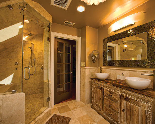 2012 Coty Award Winning Bathrooms Mediterranean