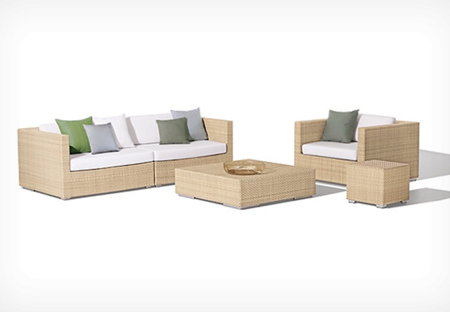 Lounge contemporary outdoor sofas