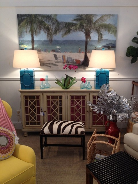 North Palm Beach Showroom eclectic-buffets-and-sideboards
