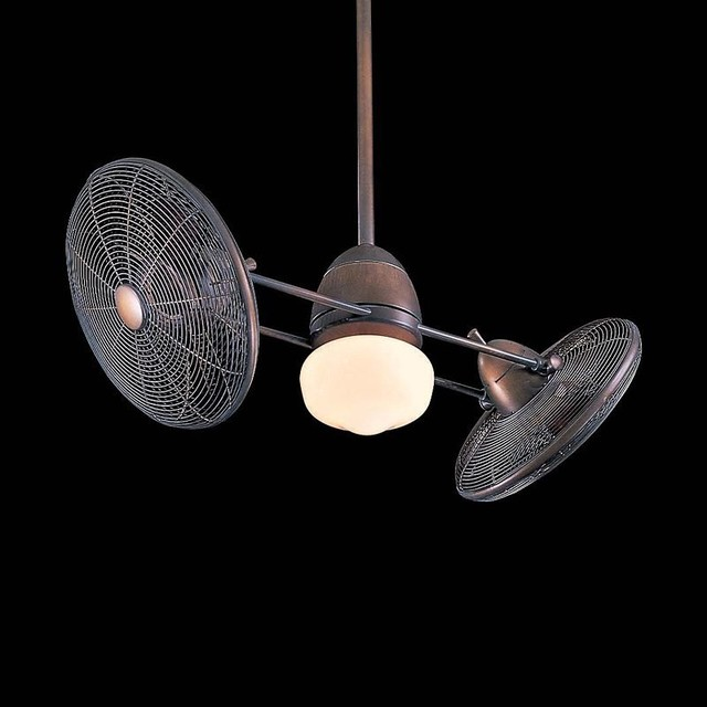 Minka Aire Gyro Ceiling Fan - eclectic - ceiling fans - by Ceiling ...