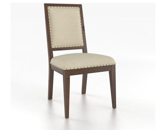 Loft collection individual products - Upholstered chair: CHA 5049-NA