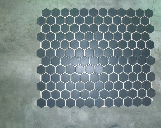 Black Hexagon Ceramic Tile - The Black Hexagon Ceramic Tile. All the features of the White Hex but in black. This means it's time to.......BUY & SAVE!!!!!!!