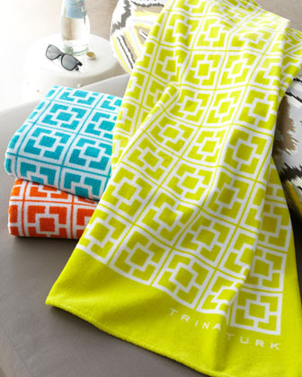 Contemporary Towels contemporary-towels