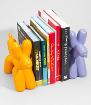 Balloon Animal Bookend eclectic-bookends