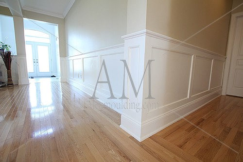 Wainscoting · More Info