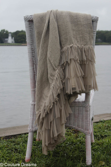 Couture Dreams Chichi Flax throw accessories-and-decor