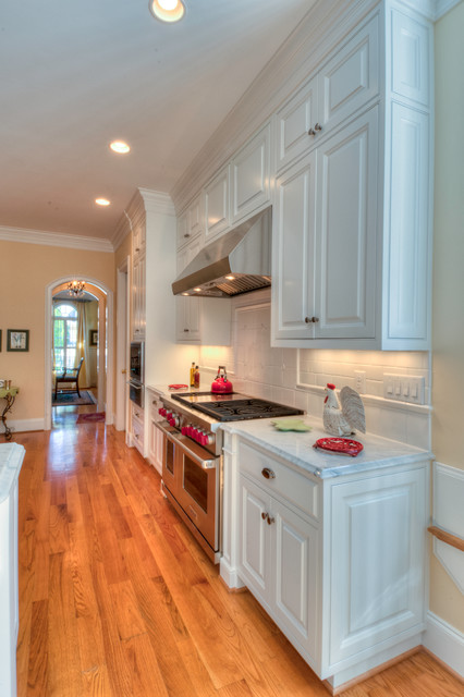 """Kitchen Remodel:  """"It's all about the details...."""" traditional-kitchen"""