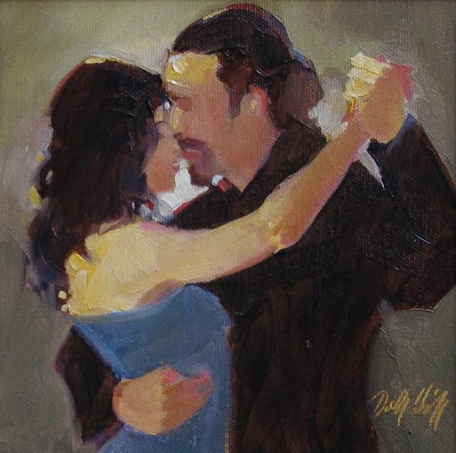 """Tango Love"" Artwork contemporary-originals-and-limited-editions"