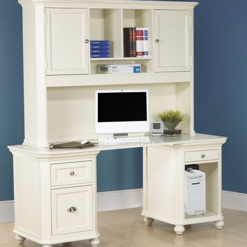 Bungalow Computer Desk Amp Hutch Traditional Desks And