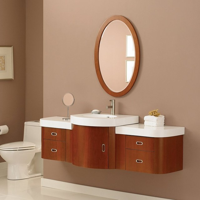 Modular bathroom vanities modern los angeles by vanities for bathrooms for Prefabricated bathroom cabinets