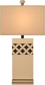 Bungalow Belt Vintage Linen - 148 Table Lamp modern-table-lamps