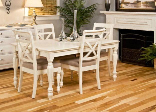 Bellawood Natural Hickory - Hardwood Flooring - by Lumber Liquidators