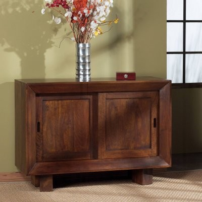 Palindrome Sideboard - Chestnut modern-buffets-and-sideboards